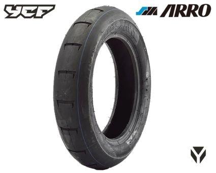 SNAKE® ARRO® SUPERMOTO FRONT Reifen 100/90/12, REAR 120/80-12