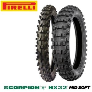 PIRELLI SCORPION MX32 MID SOFT Motocross Reifen