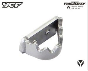 YCF Bremspedal Tip Alu YC110-1223-02