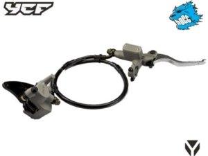 YCF Hydraulische Bremse 50A/50E - Vorne YC50-0501-02 | Hinten YC50-1201-02