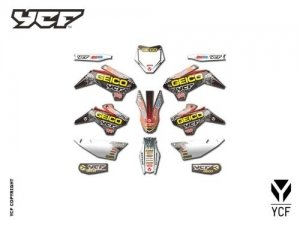 Grafik Kit GEICO® KD17-GEICO-02