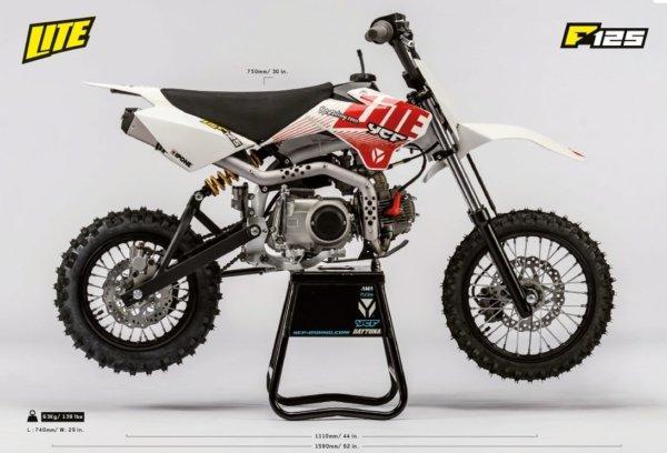 2021 YCF Lite F125 Pitbike