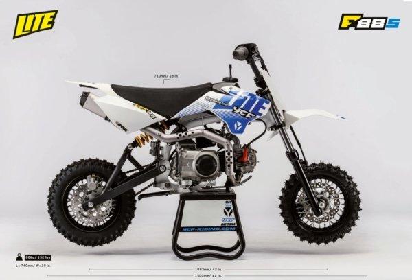 2021 YCF Lite F88S Pitbike