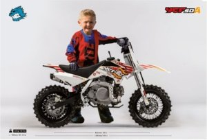 2021 YCF 50A Kindermotocross