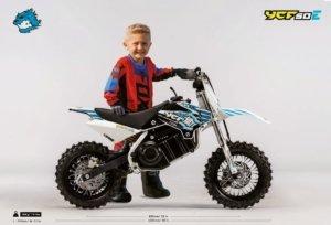 2021 YCF 50E Elektro Kindermotocross Emissionsfrei