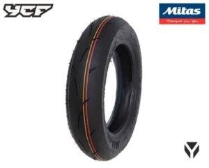 MITAS MC35 Supermoto Racing Reifen Vorne 100/90-12 oder Hinten 120/80-12