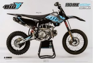 2021 YCF BIGY 190MX FACTORY Daytona Anima