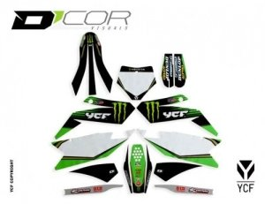 D'COR MONSTER ENERGY GRAPHIC KIT BIGY-FACTORY 20-90-109