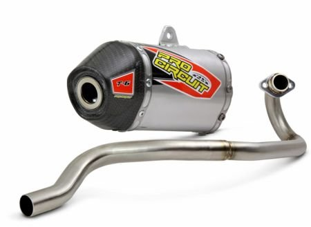 Pro Circuit KLX 110R T-6 Stainless Exhaust System 0122011F