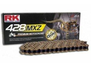 RK Kette 428 MXZ Heavy Duty Gold RK428MXZ-