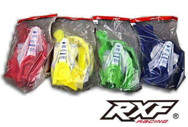 Apollo RXF Plastik Kit beklebt für Mini | Junior | Open | Freeride