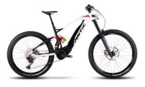 FANTIC ENDURO INTEGRA XEF 1.9 720Wh FACTORY