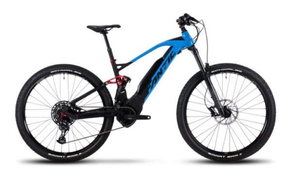 FANTIC TRAIL INTEGRA XTF 1.5 630Wh