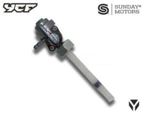 YCF Benzinhahn (1Exit) Sunday Motors YC110-0703-04
